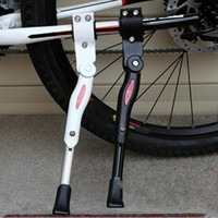 Wholesale Aluminum MTB Bicycle Kickstand Folding Cycling Side Stand Parking Leg Rod Mountain Bike Parts