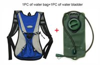 Wholesale 2015 Hot Cycling Bicycle Bike MTB Road Motorcycle Sport Bag Set Hiking Hydration Backpack L With Water Bladder BP051