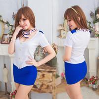 Cheap stewardess uniform Best air hostess dress