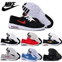 janoski - Nike Men s Women s SB Stefan Janoski Max Running Shoes Original Mens Womens running shoes Cheap Best Tennis Jogging Shoes