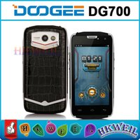 Quad Core waterproof cell phone - Android Waterproof Doogee TITANS DG700 Phone IP67 MTK6582 Quad Core Cell Phone inch OGS IPS G ROM MP mAh Smartphone