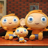 bbc plush toys - waybuloo plush toy color BBC cm cm cartoon dolls movie hot for child gift