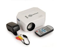 Wholesale Portable LED Digital x480 Video Projector UC30 With Remote Controller