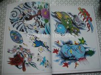 beauty magazine - Vol Professional Tattoo Flash Magazine Japan style Koi Samurai Dragon Beauty Tattoo Sketch book