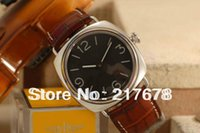 Wholesale Top quality Luxury Box Pam Pam210 Black Dial automatic Mens Men s Watch Watches