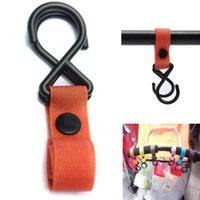 Wholesale Convenient Baby Stroller Pram Pushchair Hooks Hanger Outdoor Baby Bottle Bag Hanging Hook Accessory