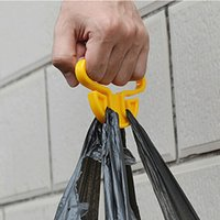 Wholesale Shopping Goods Carrier Hooks Plastic Shopping Bag Hook CM Weight Capacity KGS Convenient Shopping Helpers