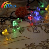 animal shaped candle - 50 LED M Peach Blossom Shape Solar Powered String Fairy Lights for Indoor Outdoor Garden Christmas Wedding Party