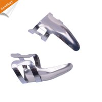 Wholesale 100pcs Alice AP S Stainless Steel Guitar Finger Pick Thickness mm Silver