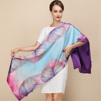 scarf material - 20 Colors Fashion Silk Scarves Soft Material cm Best Ladies Shawl Scarf Floral Pattern Vintage Women Scarves for Sale SH027