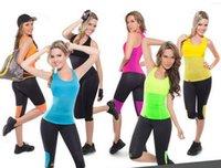 Cheap women sports vests Best women trainning corsets