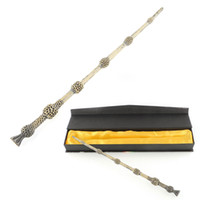 Wholesale Hot Sale Quality Deluxe New Harry Potter Cosplay Hogwarts Dumbledore Wizard Magical Wand Magic In Box
