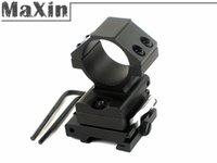 Wholesale 30mm Flip to Side QD Scope Mount for AP ET Magnifier Weaver Picatinny rail Accessories