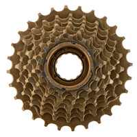 cogs - Mountain Speed Bicicletta Mountain Bike Bicycle Freewheel Cassette T Cog Freewheel Y0419