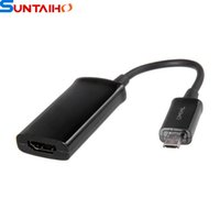 Wholesale Micro MHL to HDMI HDTV Adapter Cable for Samsung HDMI cable
