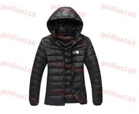 Cheap High Quality New Women's Hooded Down Jacket Women's Winter Overcoat Outdoor Down Coats 7 Colors M-4XL