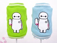 Wholesale New arrival Beast corps dog cat pets supplies Teddy dog clothes dog coats sweaters CW2