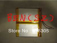 Wholesale 2015 New Arrival Direct Selling Li polymer Pl4394123 Battery v Thium for Zenithink C91 Zt