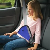 Wholesale new improtant child kids car safety seat belt adjuster child resistant safety belt protector car goods