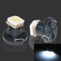 Wholesale Hot Saling T4 W lm LED Cool White Light Car Instrument Lamp V