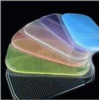 Wholesale 500pcs Non Slip Mat Car Anti Slip Sticky Pad Anti slip Mats Sticky Pad Re Useable Washable Anti Slip Mat non slip pad By DHL
