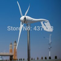 Wholesale Wind turbine generator w max wind generation used for land marine Combine with wind controller