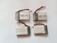 batteries history - 4pcs mAh V Lithium Battery C For Syma X5 X5C V931 CX Aircraft lithium battery history