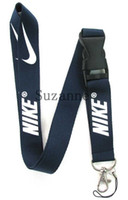 auto orders - New dark blue Detachable phone lanyard auto mobile strap Mix order Neck Strap Lanyard