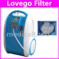 Wholesale Lovego portable Lithium battery Medical Oxygen Concentrator Filter to hours lifetime