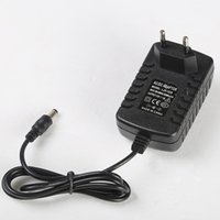 Wholesale AC DC Adapter V A Switching Mode power supply Power adapter charger AC V input for LED light strip