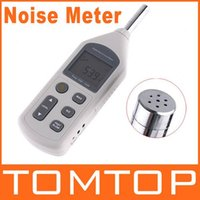 Wholesale 30 dB Digital Sound Level Meter Decibel Logger Tester Noise Meter freeshipping dropshipping order lt no track