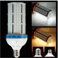 Wholesale sale dhl Super Bright Led corn bulb E27 E40 B22 W W W W Led Corn Light Angle SMD Led lamp lighting V