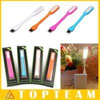 Wholesale Cheapest Original Mini USB Light Xiaomi LED Light Gadget Portable Bendable Outdoor Sports Soft LED Light