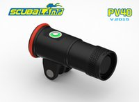 aa photography - High performance Scubalamp PV40 CREE XP G2 lm output M waterproof photography light dive torch lamp light AA