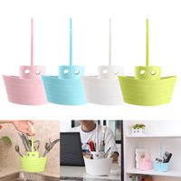 bathroom holder suppliers - New Arrival Office Pen Holder Kitchen Chopsticks Storage Hanging Pen Stand Office Supplier Home Decor