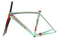 Wholesale Laplace730 road frame alloy bike frame road including carbon fork bicycle frame