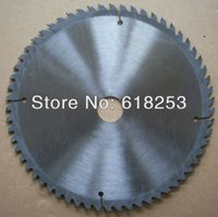 aluminum miter saw - 255 quot x x x T TCT SAW BLADE cutting wood and aluminum for compound miter saw circular saw electric wood saw