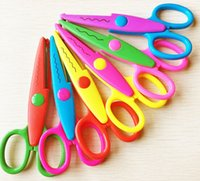 Wholesale High quality New Arrival High Quality Decorative Paper Edger Sewing Scissors Scrapbooking Crafts Album Photos DIY