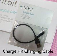 Wholesale 100pcs DHL EMS free ship Fitbit Charge HR s charger the usb charger for Fitbit Charge HR