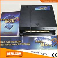 pcb board game - Jamma arcade fighting Pandoras Box in game board game pcb