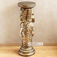 Wholesale Luxury European Retro Roman spend a few creative side a few stylish living room coffee table ornaments landing small table decor