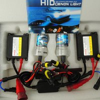 Wholesale Lowest price Promotion Xenon HID kit H1 H3 H4 H8 H4 H7 H8 H9 AC AUTO CAR lamp v w color k k k k k