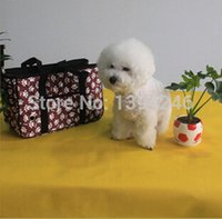 Wholesale Direct factory price and retail the portable small dog use Bag