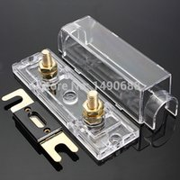 Wholesale 2014 New High Quality ANL Fuse holder Distribution Fuseholder INLINE GA Positive AMP