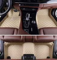 audi carpets - Good quality Custom special floor mats for Audi A3 wear resisting waterproof easy to clean carpets for A3