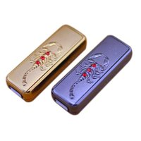 arc flashing - scorpion usb lighter flash Red diamond electronic cigarette lighter usb charge lighter also offer torch butane gas arc lighter fashion use