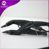 australia temperature - POP Loof hair extension fusion iron connector Temperature Range Plug standard Europe Australia UK USA