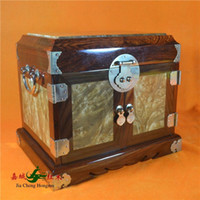 bamboo gallery - Kerry Redwood City plus gold camphor wood Phoebe official luggage retro jewelry box jewelry box Crafts Gallery