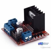 Cheap L298N Dual H Bridge Stepper Motor Driver Controller Board Arduino PIC 2A