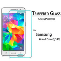 Wholesale 2 D mm Tempered Glass Film Screen Protector For Galaxy Grand Prime G530 US For Samsung S6 S6edge